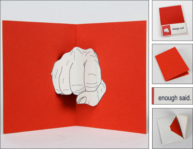 Alessandra Mondolfi   Art   Design   Fabrication   - Pop-Up Cards